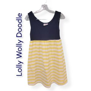Lolly Wolly Doodle Summer Coastal Dress